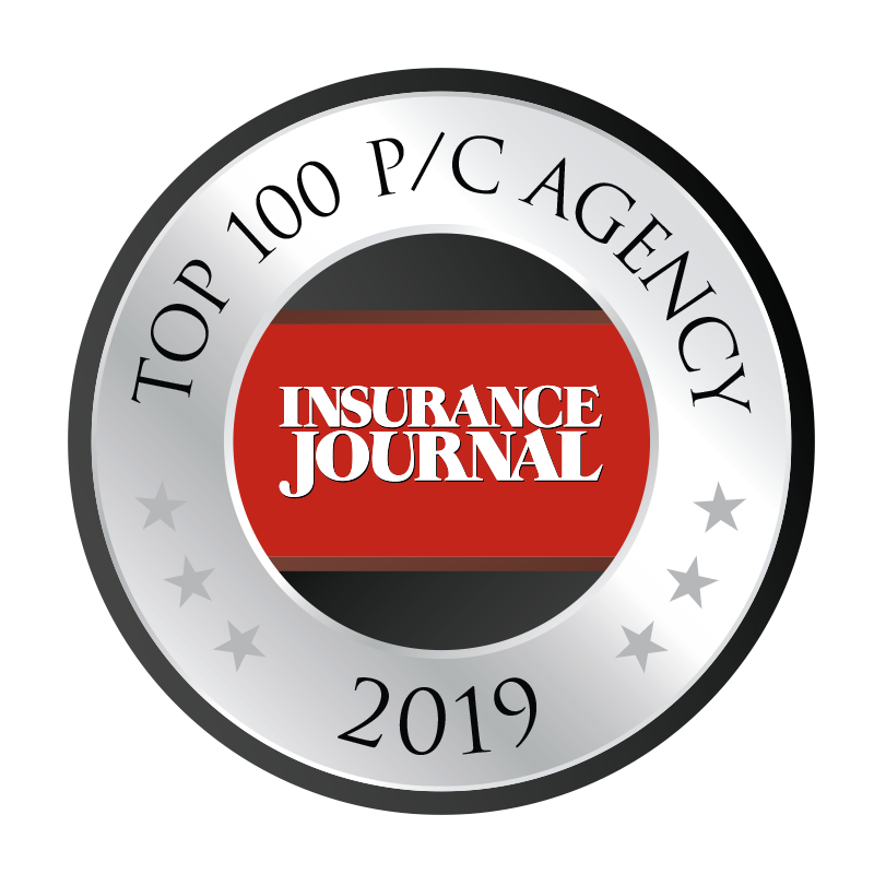 Insurance Journal Top 100 Logo